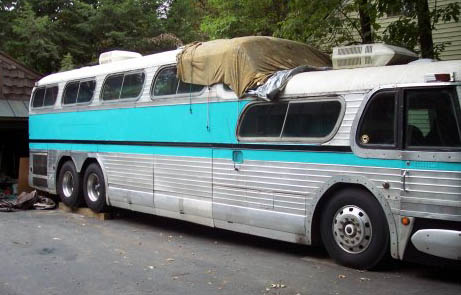 Antique Bus , Used Antique Bus For Sale