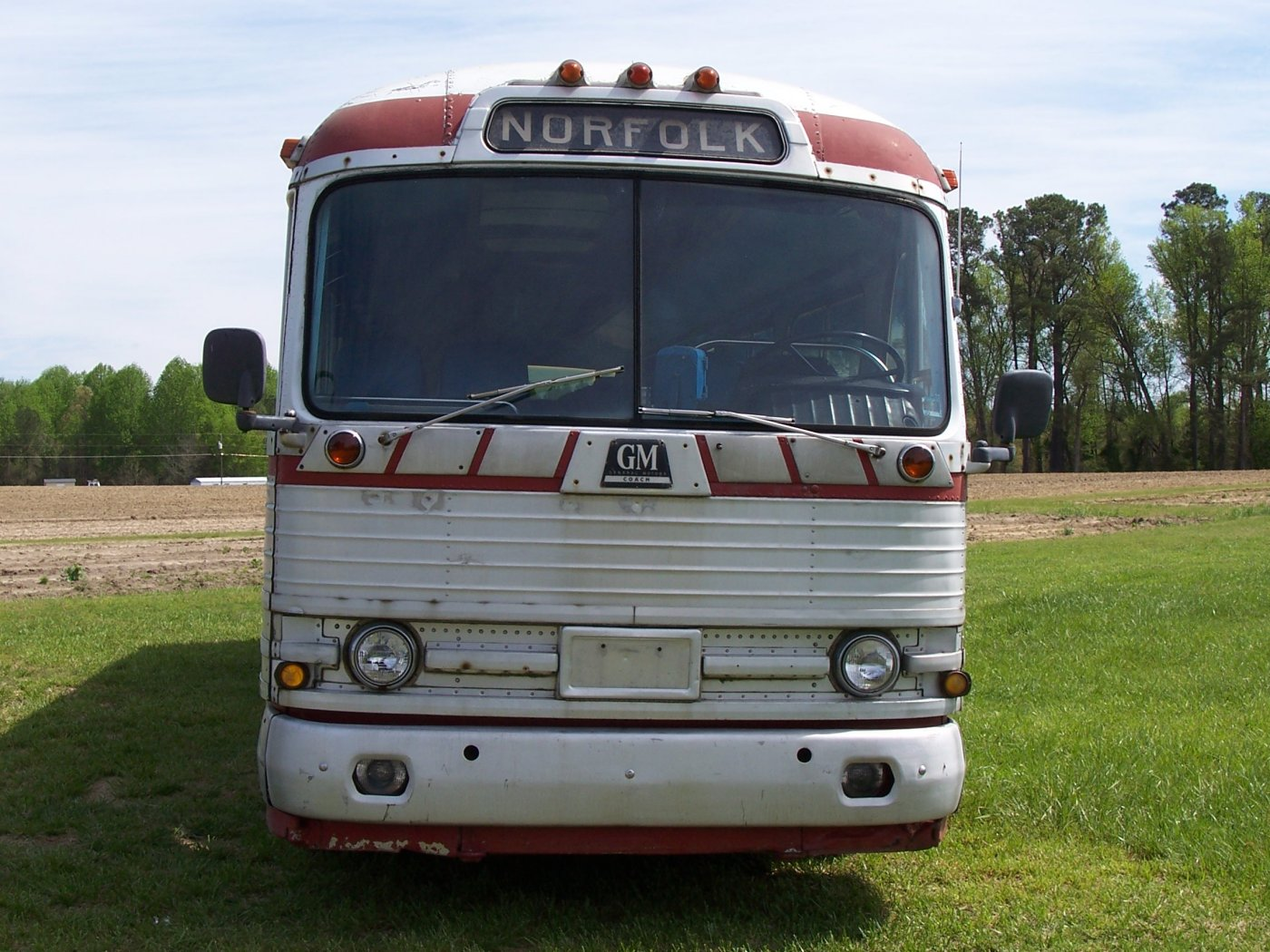 1958 PD 4104 Bus For Sale