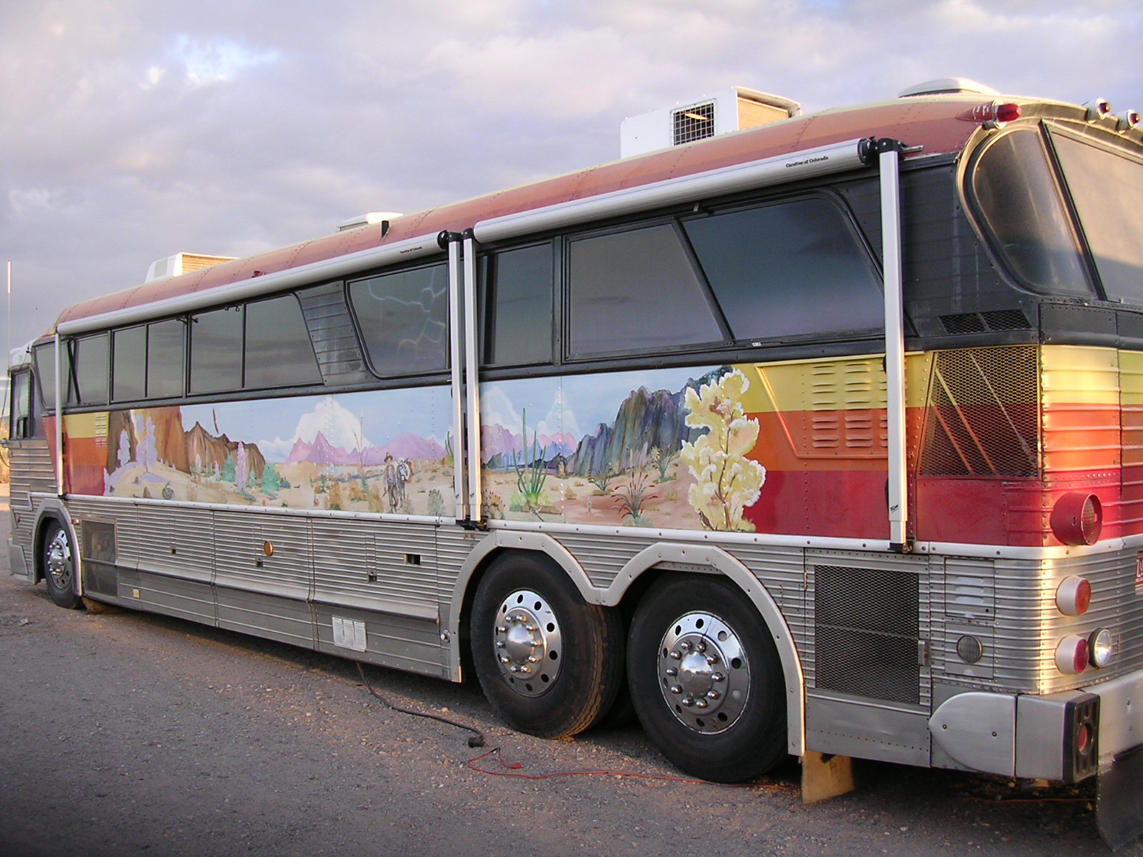 Mci buses for sale autos weblog for Used motor coach buses for sale