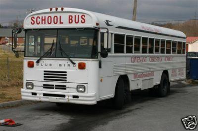1991 Bluebird TC2000 Bus For Sale