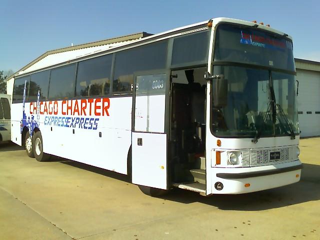1991 Van Hool T-800 Bus For Sale