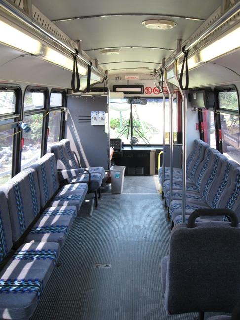 1997 Eldorado Transm Bus For Sale