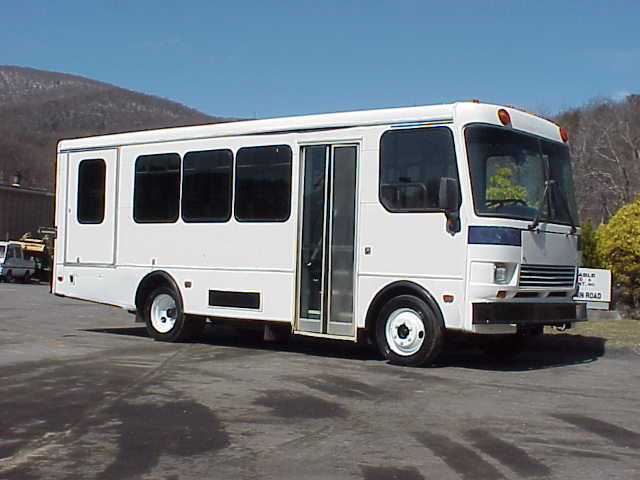 similiar goshen bus keywords used 1999 freightliner goshen coach bus ad
