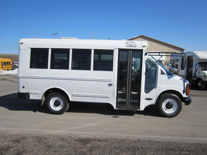 2000 Gmc 3500 Bus For Sale