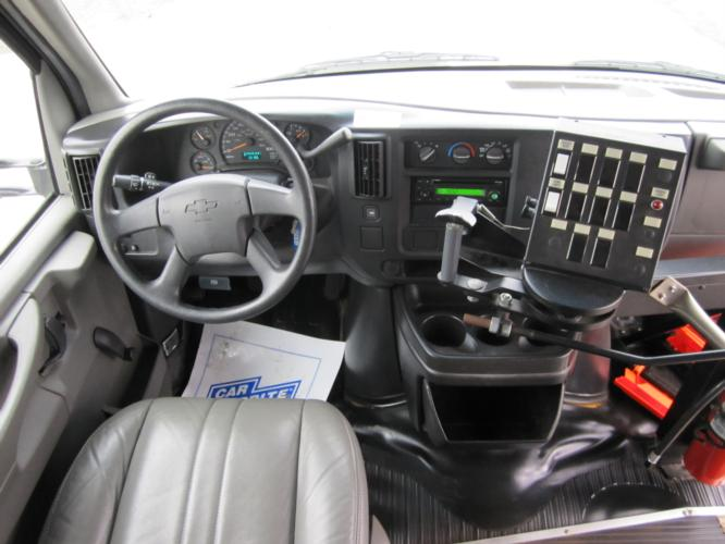 2003 Chevy 3500 Bus For Sale