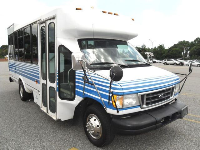 2003 Ford E 450 Cutaway Bus For Sale