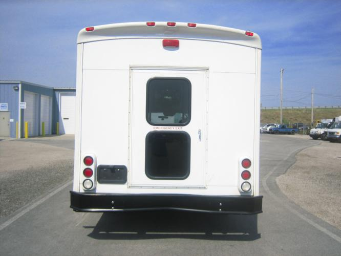 2007 Ford E 450 Bus For Sale