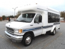 2002 Ford E-350 Startrans Wheelchair Shuttle Bus