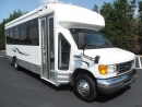 2007 Ford E-450 25 Pass. Shuttle For Limo Tours Ch